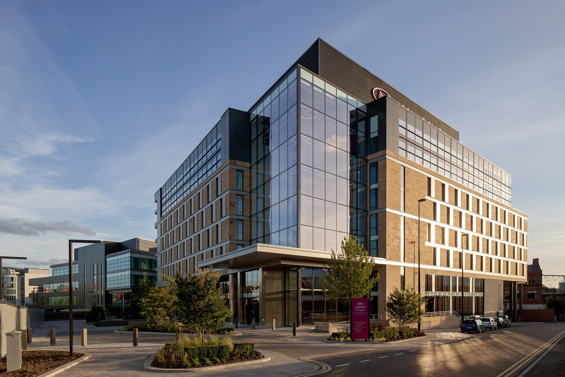 Crowne Plaza Newcastle signing cements strong first quarter for Interstate