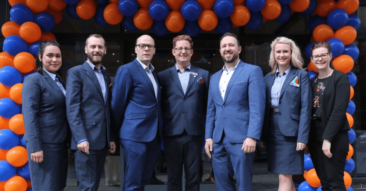 New Holiday Inn Express Opens in Derry – Londonderry