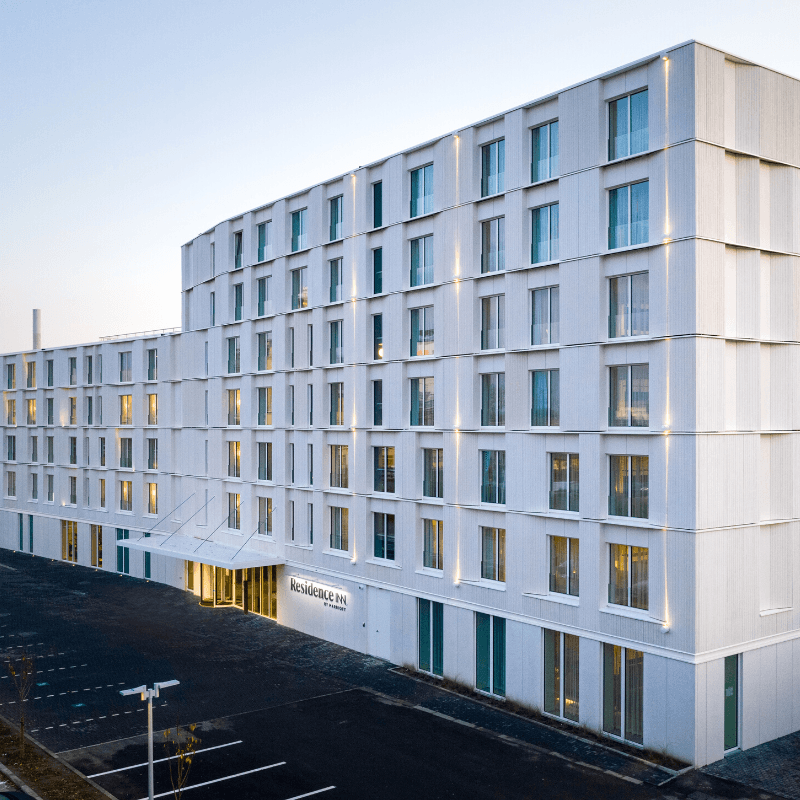 Residence Inn Lands in Belgium