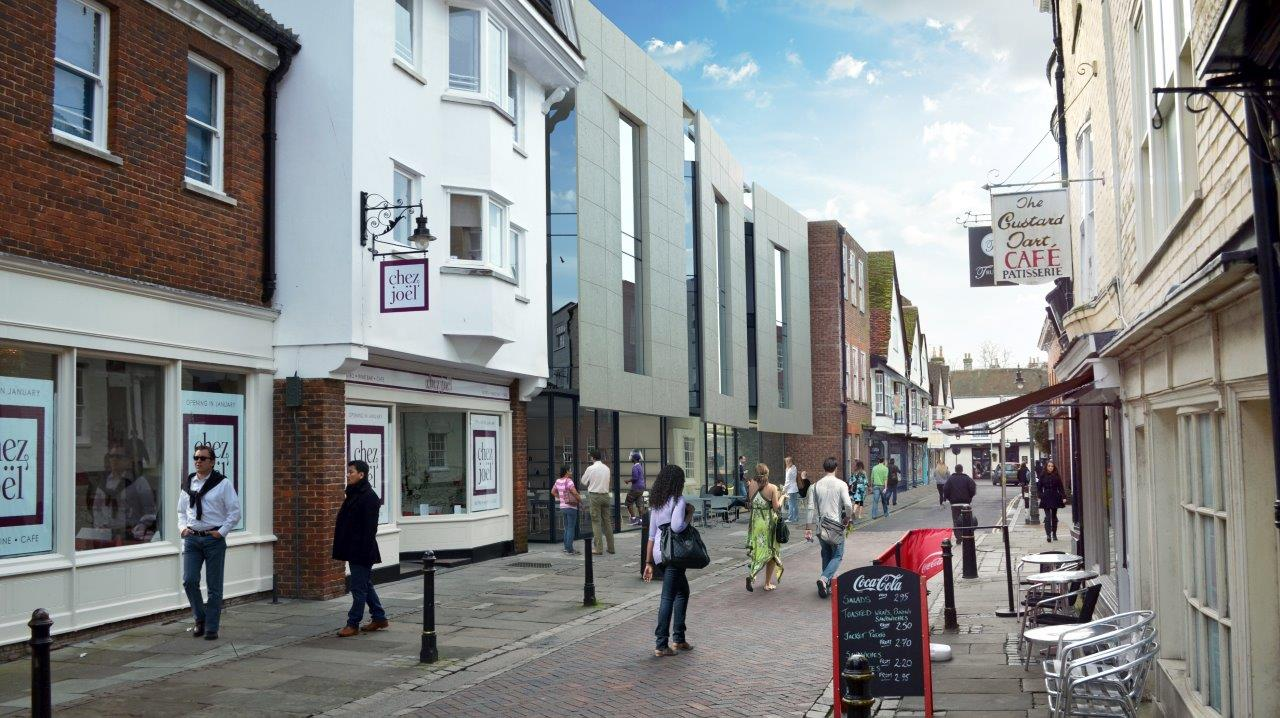 Interstate signs deal to manage new Hampton by Hilton Canterbury