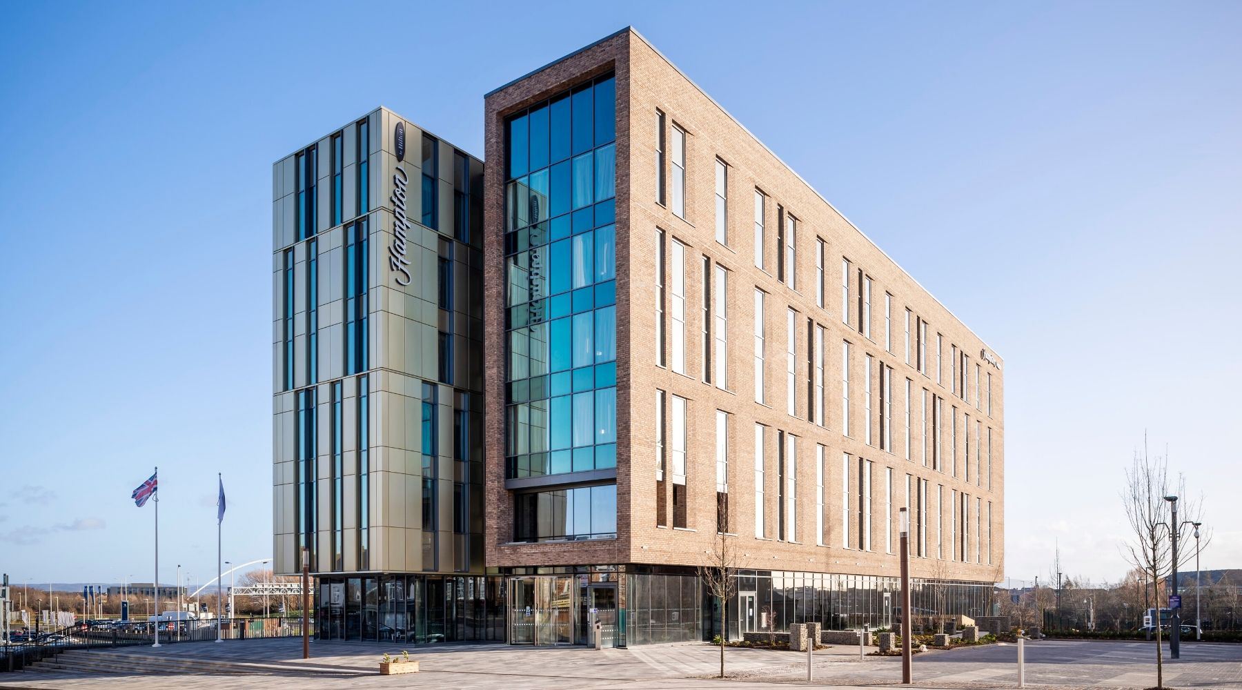 Behind the opening: Hilton Stockton on Tees